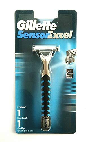 Gillette Sensor Excel Razor Men