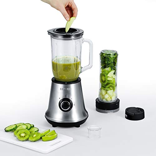 Severin SM 3737 Multimixer mit Smoothie Mix und Go - 8