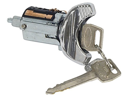 Ignition Switch Cylinder Lock with Keys 1992-96 F150, F250, F350, Bronco Pickup...