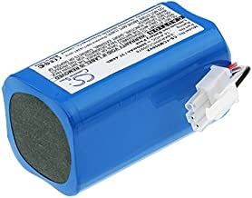 Battery Pack EBKRTRHB000118-VE Replacement for iCLEBO ARTE YCR-M05, POP YCR-M05-P, Smart YCR-M04-1, Smart YCR-M05-10, Home...