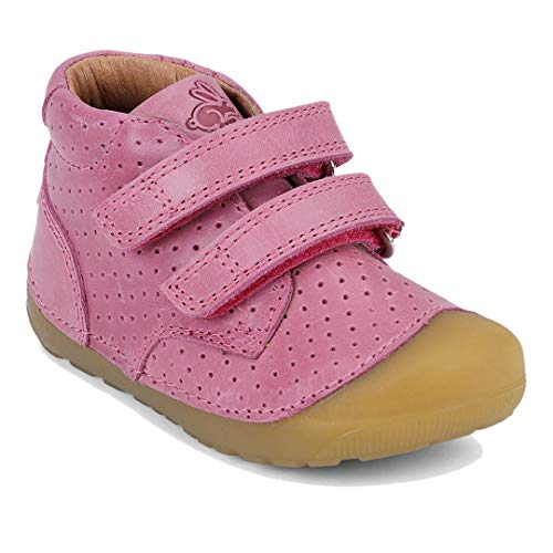 Bundgaard Girl Schuh Petit Velcro Perft Fuchsia 23