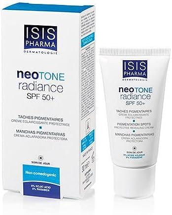 ISIS PHARMA NEOTONE radiance SPF 50+30 ml depigmenting cream Xmas Gift Skin