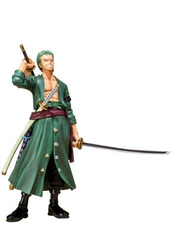 Bandai One Piece Roronoa Zoro Figuarts Zero New World Version Action Figure