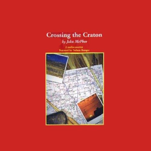 Crossing the Craton audiobook cover art