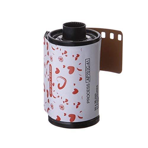 UOTA 35 mm Farbdruck Film 135 Format Kamera Lomo Holga Dedicated ISO 200 27EXP