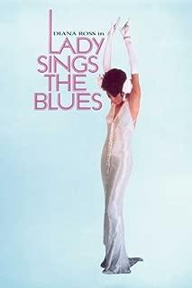 Lady Sings the Blues Movie Poster (27 x 40 Inches - 69cm x 102cm) (1972) Style E -(Diana Ross)(Billy Dee Williams)(Richard Pryor)(James Callahan)(Paul Hampton)(Sid Melton)