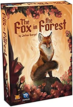 Renegade Game Studios 0574RGS The Fox in the Forest Card Game