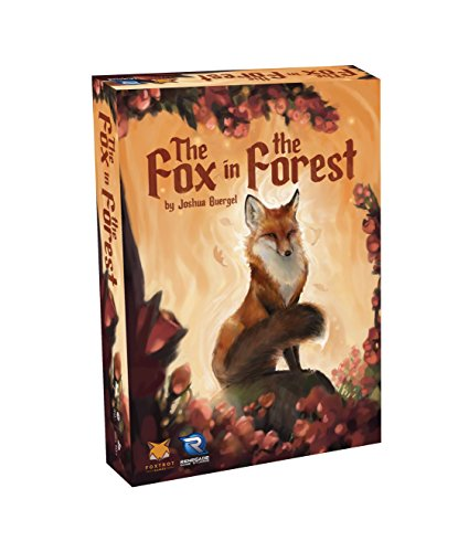 Renegade Game Studios RGS00574 Brettspiel Fox in The Forest