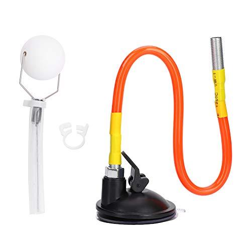 Nicoone PVC ajustable tenis de mesa bola lechón entrenamiento ping pong bolas entrenador accesorio para acariciar