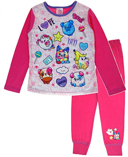 Pikmi Pops Lange Pyjama - Roze