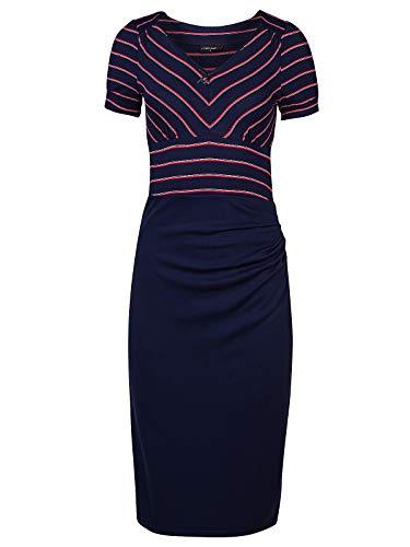 Vive Maria Ma Mer Dress Blue Allover, Größe:L