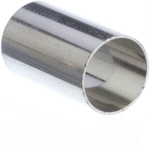 75 Pack BoltLion BL-693036 BNC Male 3 Piece Set Crimp Connector for RG6 Nickel Plated//Brass Body Solid Core