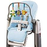 Peg Perego - Kit tatamia y pappa newborn, color azul