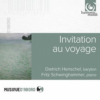 """""""Invitation au voyage"""""""