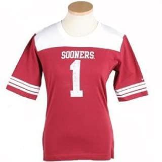 Oklahoma Sooners Women's Replica Fb T-Shirt