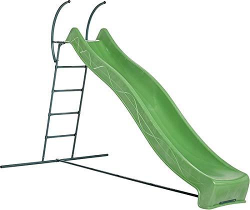 Gartenwelt Riegelsberger KBT freistehende Leiter für Rutsche 2,90 oder 3,00 m (die Rutsche ist Nicht im Lieferumfang enthalten)