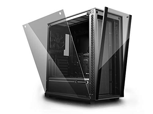 DEEP COOL MATREXX 70, Caja de Ordenador para PC, E-ATX Compatible, Panel...