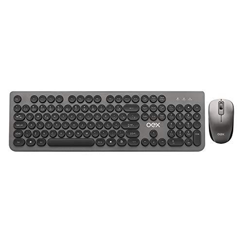 Combo Pop+ Teclado e mouse, Conexão Wireless TM410