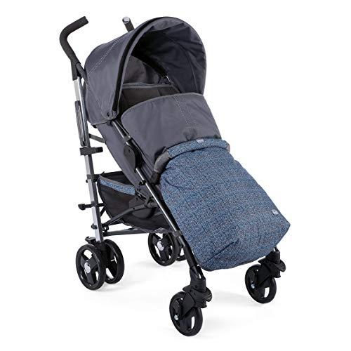 Chicco Liteway 3 Silla de paseo plegable y multifuncional, Unisex Bambini, Azul (Spectrum)