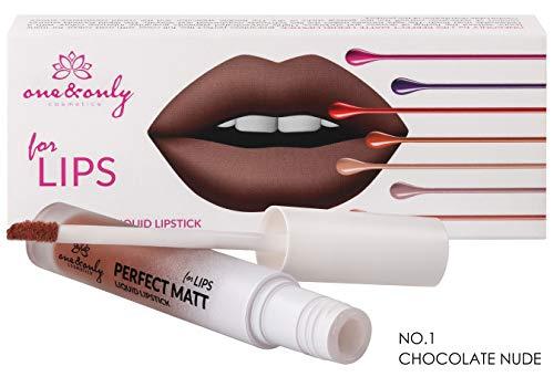 One&Only MATTE LIQUID LIPSTICK, rouge à lèvres, rouge à lèvres mat, rouge à lèvres liquide, produit de maquillage, make-up, produit pour femmes, large