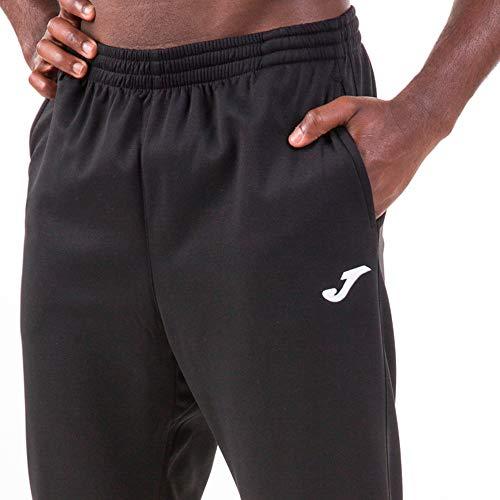 Joma Nilo Pantalones Largos, Hombres, Negro, M