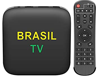2021 Brazil IPTV Box Super Brazilian with 2GB DDR HDMI TF H.265 Upgraded 6K Ultra HD Support USB 2.0/3.0 Opt Highspeed Stabler WiFi