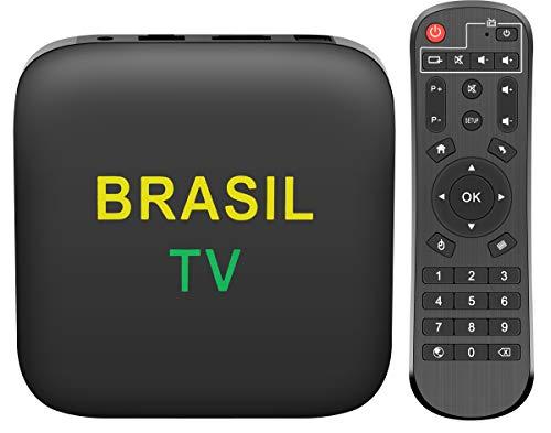 2021 Brazil IPTV Box Super Brazilian with 2GB DDR HDMI