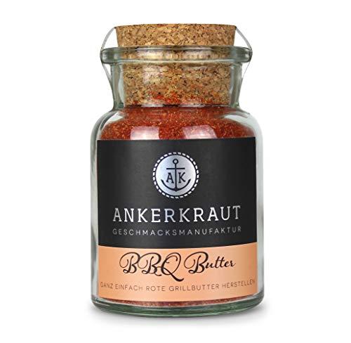 Ankerkraut BBQ Butter, 90g im Korkenglas, Gewürzmischung für Grillbutter
