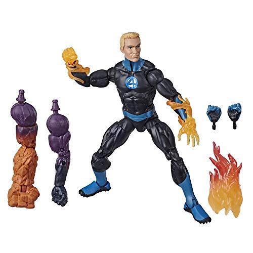 Hasbro Marvel Legends Series, Action figure collezionabile da 15 cm di Torcia Umana