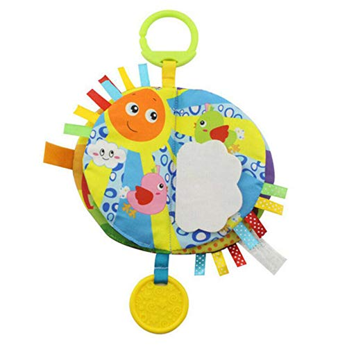 Musical Toys for 1+ Year Old Soft Baby Cloth Book Educational Interactive Playbook Toy Toddler Pre School Boys Girls LOL Birthday Gifts Early Learning Toys