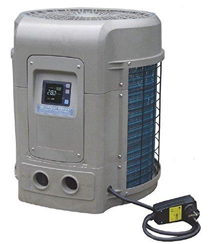 AquaForte Duratech Eco+ 14 Luft-Wärmepumpe für Schwimmbad, bis zu 14,1kW Leistung bei 2600W Stromverbrauch