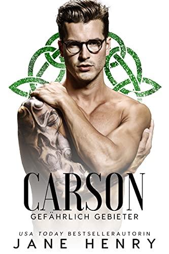 Carson: Eine Dunkle Irische Mafia-Romanze (Gefährlich Gebieter)
