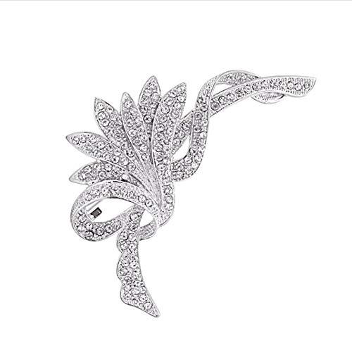 Zoryer Broches, zwarte bloempotten, voor vrouwen, modieus, vintage, broche, pin, bruiloft, accessoires, cadeau