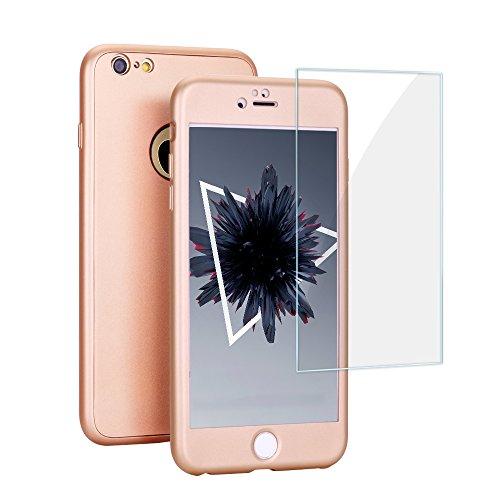 Anfire Funda iPhone 6 / 6S Plus, Suave Silicona Case Gel TPU...