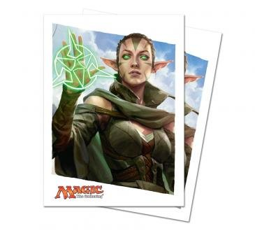 Magic The Gathering Oath of The Gatewatch V4 Standard Sleeves