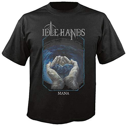 IDLE Hands - Mana - T-Shirt Größe S