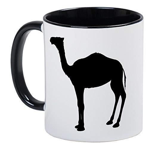 Taza Mug Tazas Taza de camello Taza de café única Taza de café 330Ml