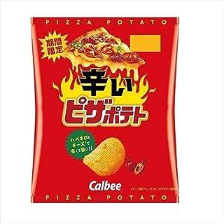 カルビー 辛いピザポテト 60g×12袋