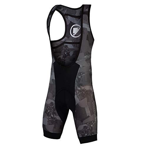 Endura Men's SingleTrack Bib Cycling Liner Undershort II Black, Large