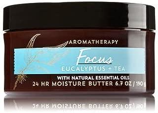 Bath & Body Works Aromatherapy Focus Eucalyptus and Tea Body Butter