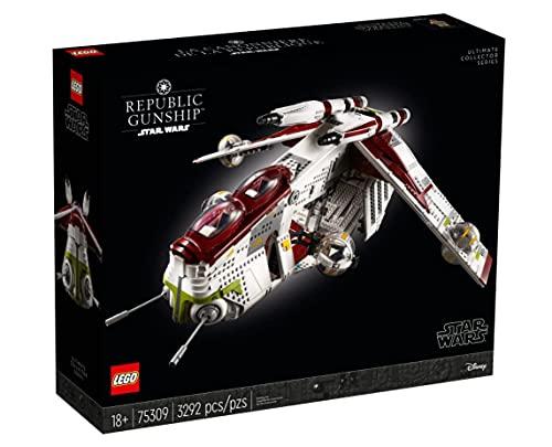 Leg o Star Wars UCS Republic Gunship (75309)