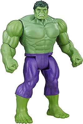 Avengers Marvel Hulk 6-in Basic Action Figure
