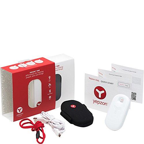 Yepzon One Personal GPS Tracker