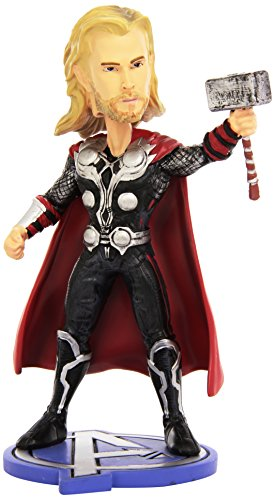 Avengers The Movie Thor 18cm Headknocker Wackelkopf-Figur [import allemand]