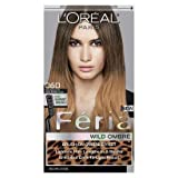 L'Oréal Paris Feria Wild Ombre Hair Color - O60 For Medium To Dark...