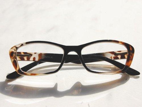 Reading glasses リーディンググラス 老眼鏡 YGF41 Black +2.5