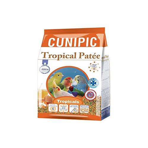 Cunipic - Cunipic Tropical Patée Pasta de Cría para Pájaros Tropicales - 2075 - 250 Grs. ✅