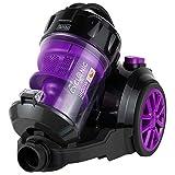 BLACK+DECKER VM1880 1800-Watt, 20 Kpa High Suction, 2.5L dustbowl Bagless Multicyclonic Vacuum Cleaner