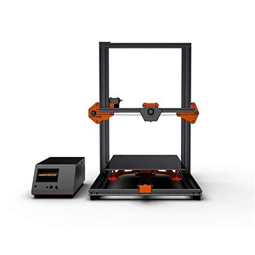 WUJIAN Stampante 3D DomesticaStampa Fuori Linea con Supporto Ugello da 0,4 Mm E 1,75 Mm di Grandi Dimensionifamiglia