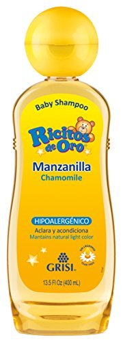 Ricitos de Oro Manzanilla y Chamomile Sin Lagrimas/No tears (Manzanilla y Chamomile) by Grisi